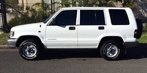 2001 JACKAROO REGO 7 SEATER 6 Redhead Lake Macquarie Area Preview