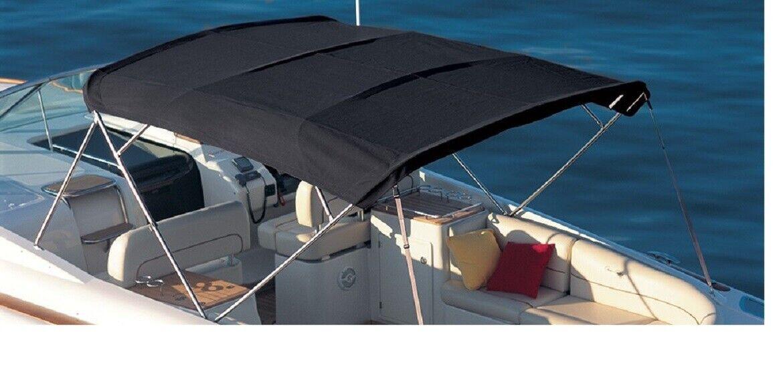 marine fabric 16 4 yards black 6008