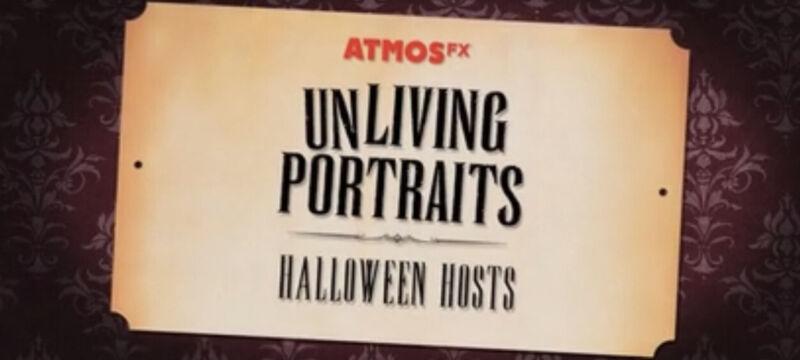 UnLiving Portraits Halloween Hosts NEW!