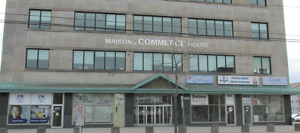 Office Space for lease Moncton Downtown area
