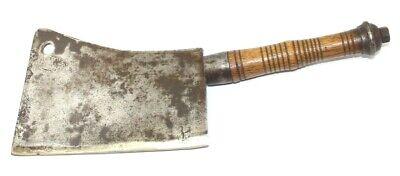 "Keen Kutter No. 301- 8"" Butchers' Chopper - Cleaver Knife / Vintage Kitchen Tool"