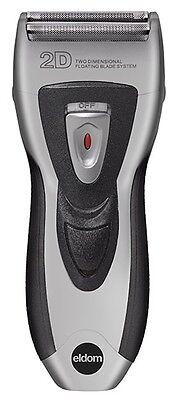 Afeitadora Eléctrica con 2 Cuchillas ELDOM G35 SKIN ELDOM