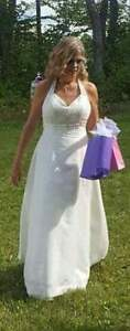 Ivory Wedding Dress for sale!!