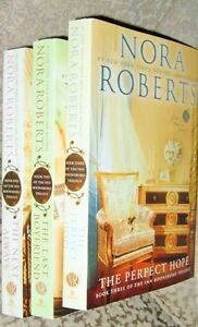 Nora ROBERTS – The BOONSBORO – Trilogy