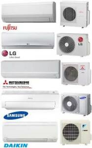 WHOLSALE Air conditioners Panasonic Fujitsu Mitsubishi Daikin.