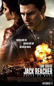 JACK REACHER - Wed, Oct 19 at Scotiabank Theatre -  4 tickets