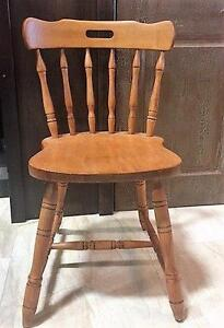 Choice of Wood Dining Chairs.  Priced separately