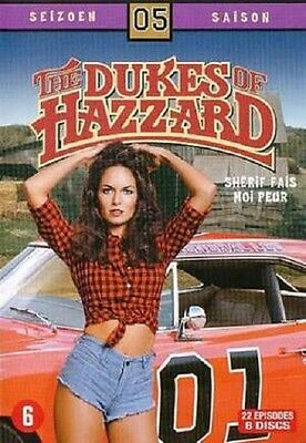 THE DUKES OF HAZZARD : COMPLETO SEASON 1 2 3 4 5 6 & 7 - DVD - PAL Region 2