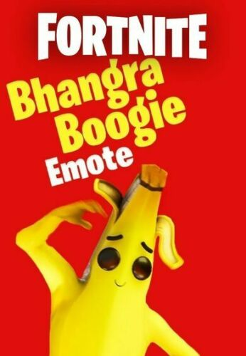 Bhangra Boogie Emote Code [PC, XBOX, PS4, Phone] Global (Fortnite and epicgames)