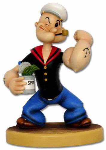 Popeye the Sailor Man Retired Figurine Statue I YAM WHAT I YAM Great Guy Gift! *