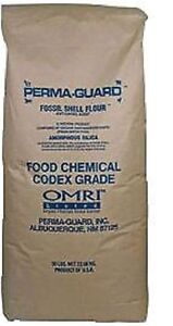 Pure Food Grade Diatomaceous Earth