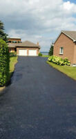 PROFESSIONAL ASPHALT DRIVEWAY, RAMPS-PATCHING-ADDITIONS-SEALING