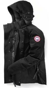 Canada Goose Mens LARGE Maitland Parka - Like NEW