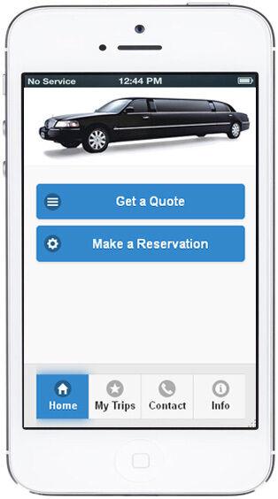 Car Reservation Mobile App (Web-based interface)