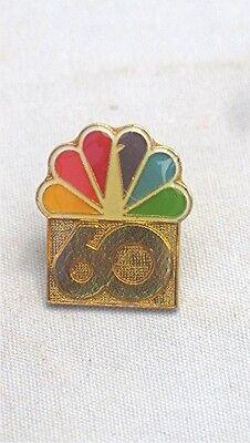 Vintage Tie Tack --- NBC 60