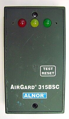 Alnor Tsi Airgard 315 Bsc Bio-safety Cabinet Air Flow Monitor 315bsc