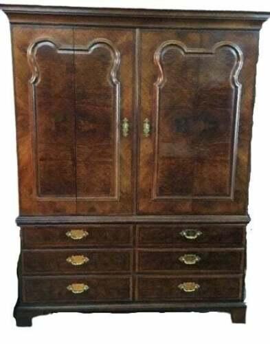 Gorgeous LARGE Henredon Aston Court Armoire Cabinet.
