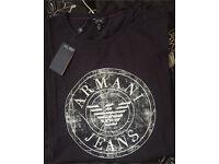 Armani jeans tshirt