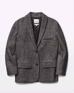 Aritzia Wilfred Free Kelsey Jacket . Size Xs.  Charcoal colour.