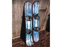 Ski Snow fun board 130cm