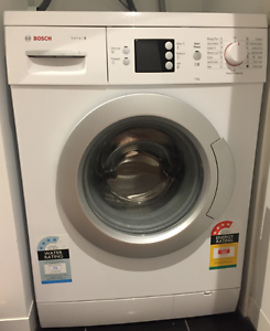 Bosch Series 4 7kg Front Load Washing Machine Brunswick East Moreland Area Preview