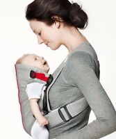 Searching cheap or free baby carriers