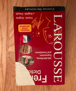 French Dictionary Larousseconcise