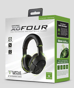 Turtle Beach XOFOUR Stealth Gaming Headset (NEW)