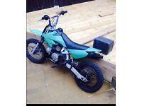 Pit bike 110