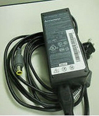 ▲ Genuine 90w watt 20V 4.5A AC power cord adapter W500 T61 T410 T420 T510 Lenovo
