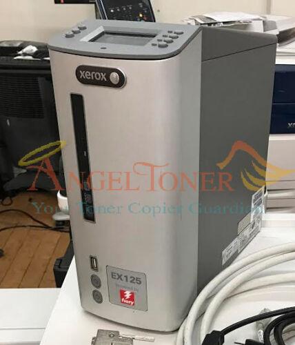 Ex 125 Fiery Controller For Xerox D110 D125 Copier Printer Ex5
