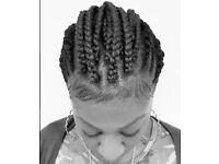 AFRO/EUROPEAN HAIRDRESSING IN HACKNEY . GET 10% OFF BRAIDS AND WEAVES