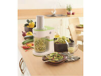 Kenwood FGP200WH 0.5L 70W Electric Spiralizer