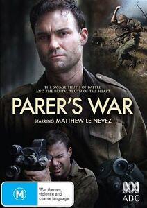 Parer's War : NEW DVD