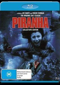 Piranha: The Original NEW B Region Blu Ray