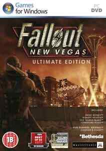 Fallout: New Vegas ULTIMATE EDITION ( PC GAME ) NEW SEALED
