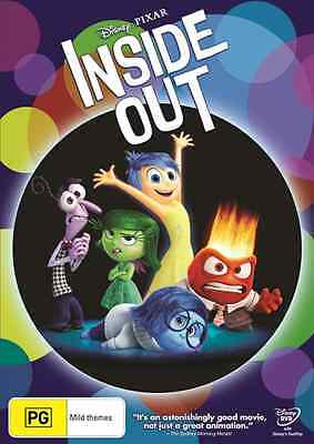 Inside Out (Disney) NEW DVD