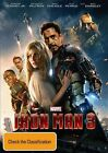 Iron Man 3 DVD Movies