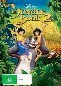 The-Jungle-Book-2-Walt-Disney-DVD-R4-NEW-SEALED