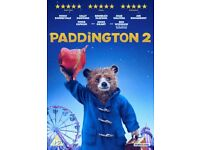 Paddington 2 DVD - New & Sealed
