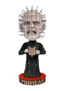 Hellraiser-Pinhead-Extreme-Headknocker-Bobble-Head-Statue-by-Neca-BRAND-NEW
