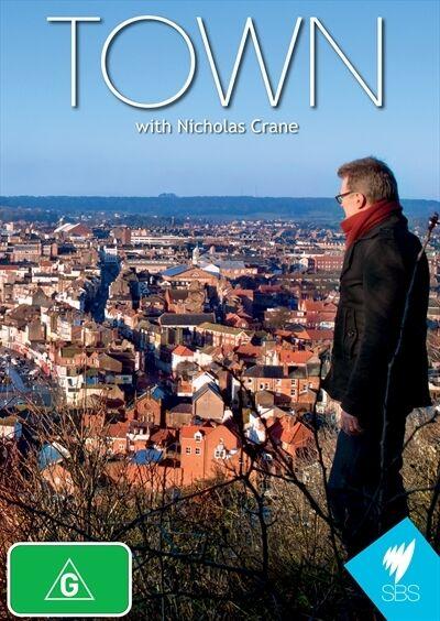 Town with Nicholas Crane SBS / BBC  - Region Free