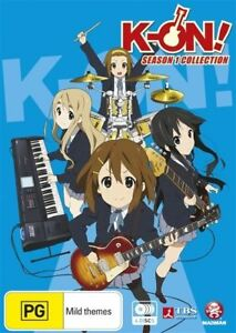 K-On!: Collection - Season 1 = LIKE NEW DVD R4