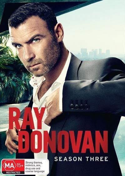 Ray Donovan : SEASON 3 : NEW DVD
