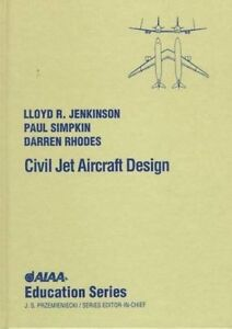 Civil Jet Aircraft Design by Jenkinson (Hardback, 1999)