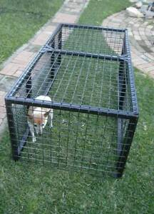 ANIMAL/DOG TRANSPORTER CAGE FOR UTE/TRAY TOP VEHICLE Warners Bay Lake Macquarie Area Preview