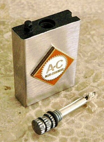 Allis-Chalmers Permanent Match Lighter