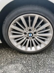 2013 BMW 328i OEM Rims and Tires