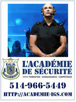 SECURITY AGENT COURSE- EARN $35,000.00 OR MORE