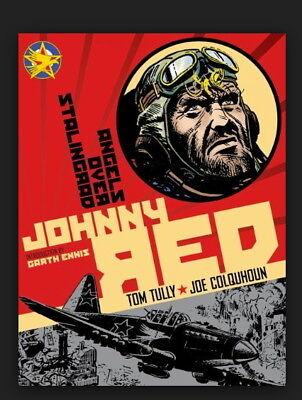 JOHNNY RED: ANGELS OVER STALINGRAD, Hardback, New, Titan Books (2013)